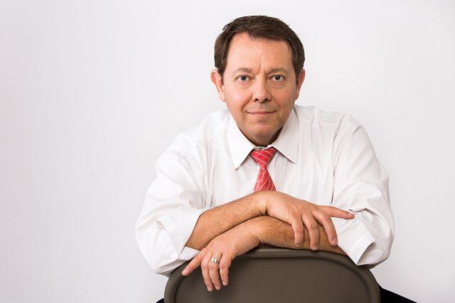 Larry Richman, October 2012