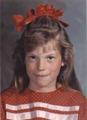Andrea, 9 yrs, 1992
