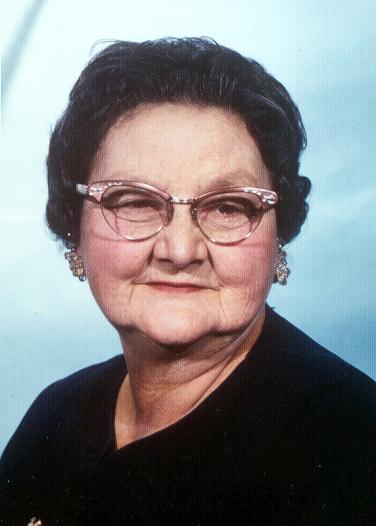 Annie Marie Thomas Norman