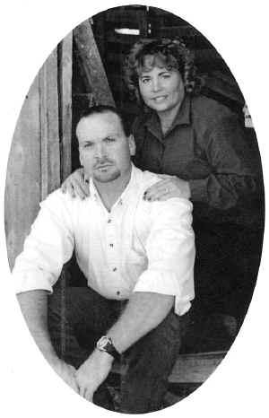 Marjorie Hawkins & Merrell Sams