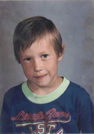 Arlynn, 6 years, 1992