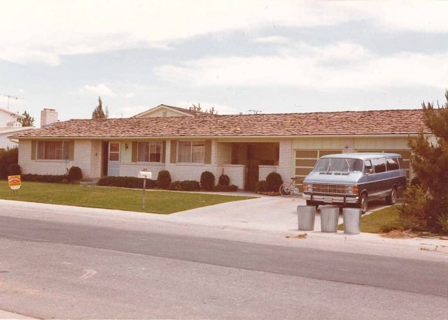 Boise House, June 1979