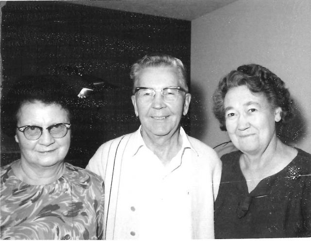 Boston Richman, Jim Seely, Grace Seely