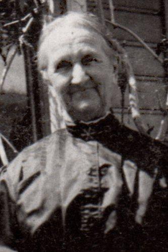 Caroline Brenchley, a polygamist wife of Thomas Lorenzo Obray