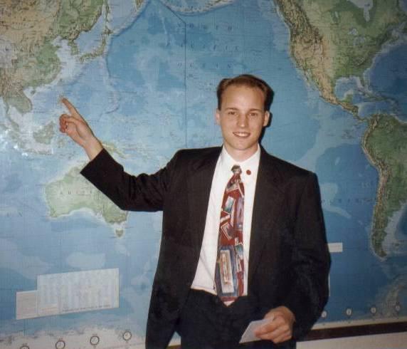 David, missionary