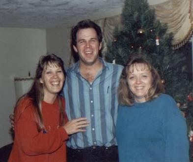 Donna, David, Teri