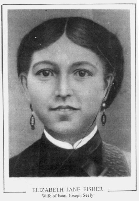 Elizabeth Jane Fisher