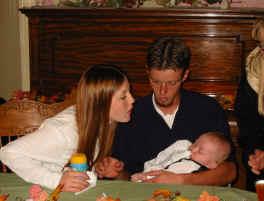 Elizabeth, Jeremy, Brady