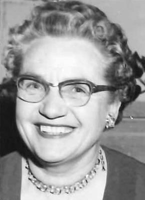 Elva Wilde Thomas