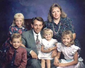 Richman family in 1992