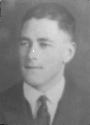 Floyd Elias Tams ( Bess's husband)