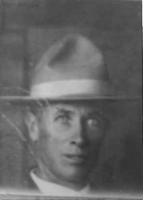 Glaude Orgill Housley, Matt's husband