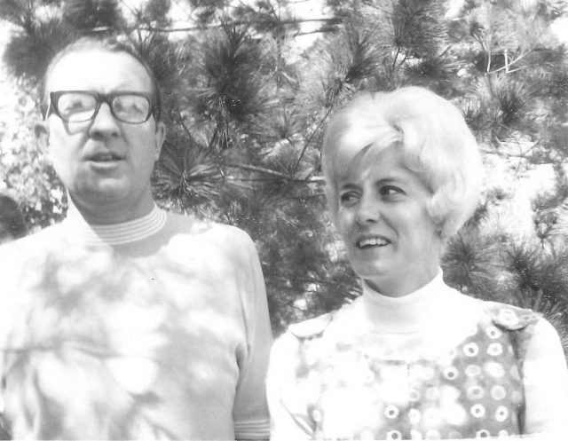 Glen and Jeannie Seely