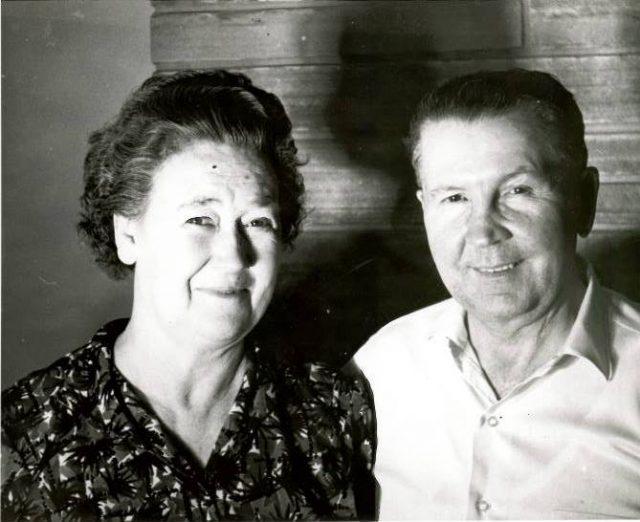 Grace & Jim Seely