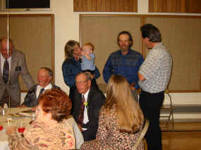 Guests, Don, Donna, Trevor, Eddie, David, Krista