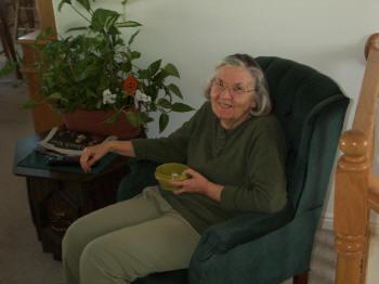 Gwen Goates, December 2005