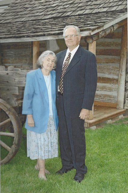 Gwen and Ken Goates
