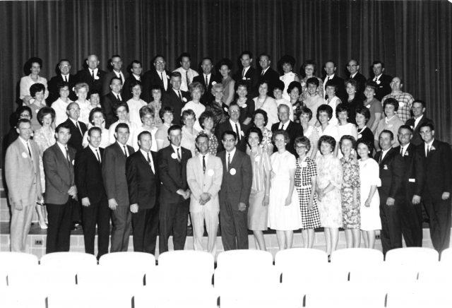 Joyce's high school reunion (year unknown)