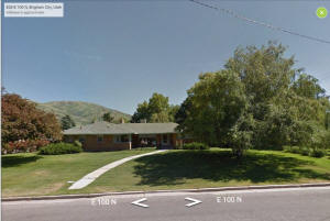 Seely home, 828 East 100 North, Brigham City, UT as see on Google Maps about 2015