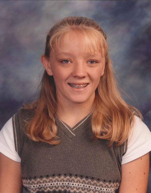 Jamie-school-grade09