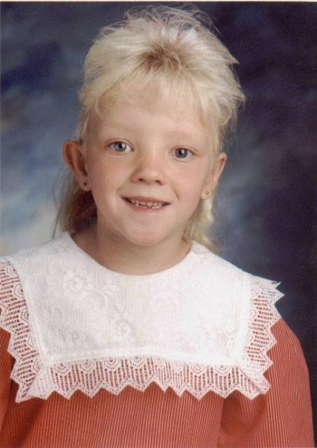 1st grade, age 6