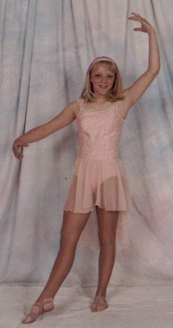 Jamie dance ballet, 2000