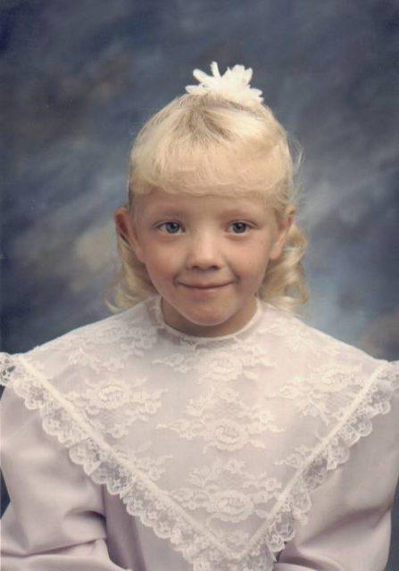 Kindergarten, age 5