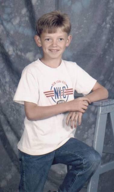 Jason, third grade, age 9
