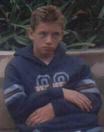 Jason having fun in Orlando 1999