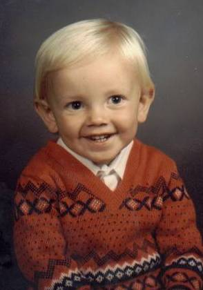 Age 3, 1987