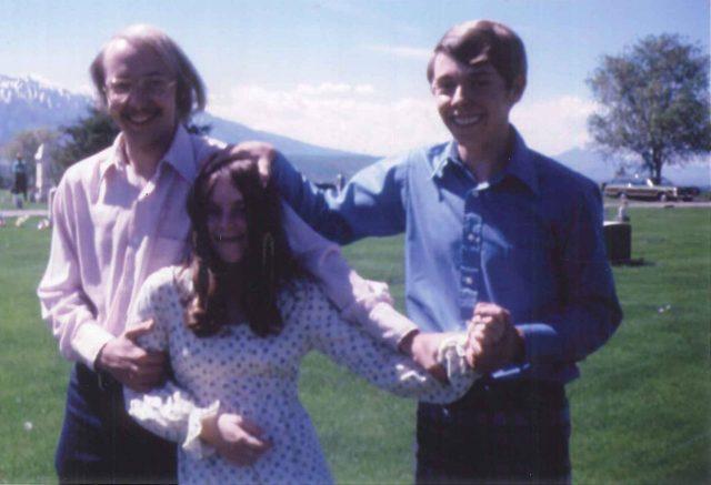 Jeff, Joy, Larry