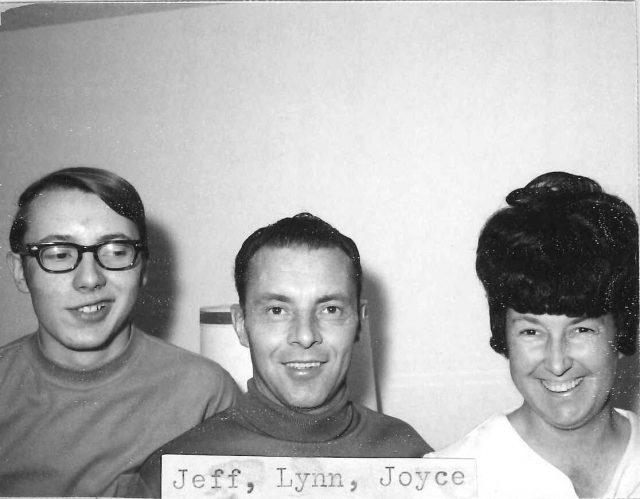 Jeff, Lynn, Joyce Richman