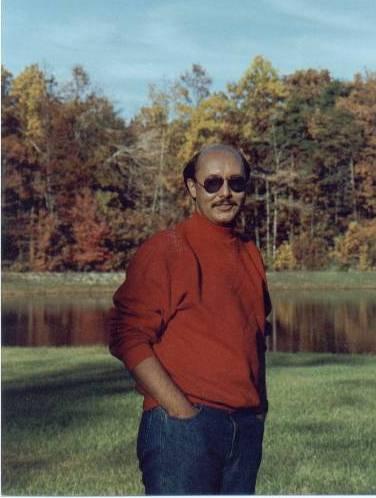 Jeff, December 1987
