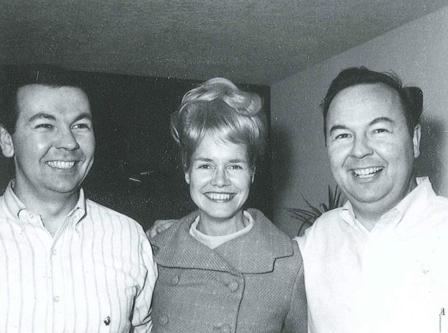 Jimmy, Muriel, and Lee Seely