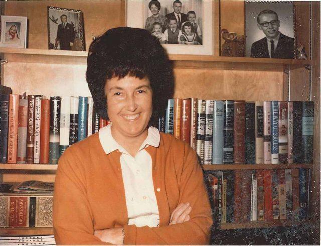 Joyce April 1967