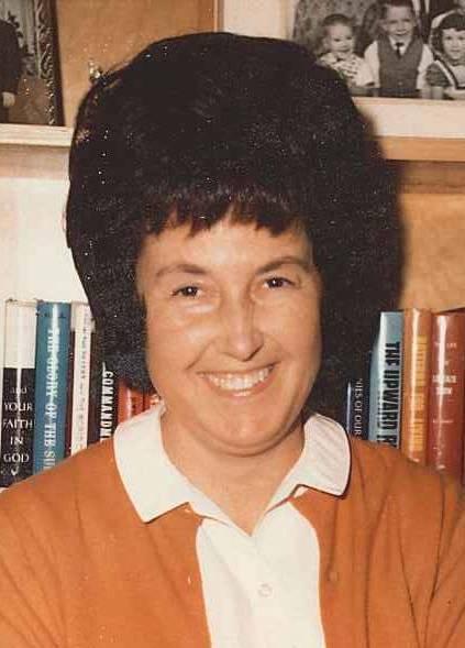 Joyce, April 1967