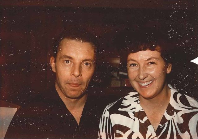 Lynn & Joyce, April or December 1967