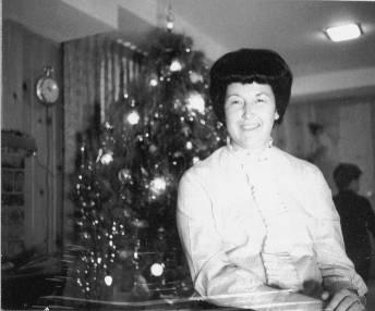 Joyce Christmas tree