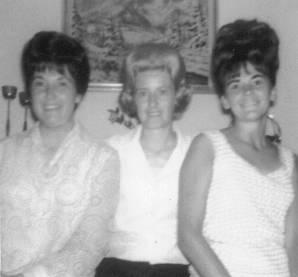 Joyce, Jeanie, Karen