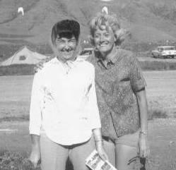 Joyce and Jeannie