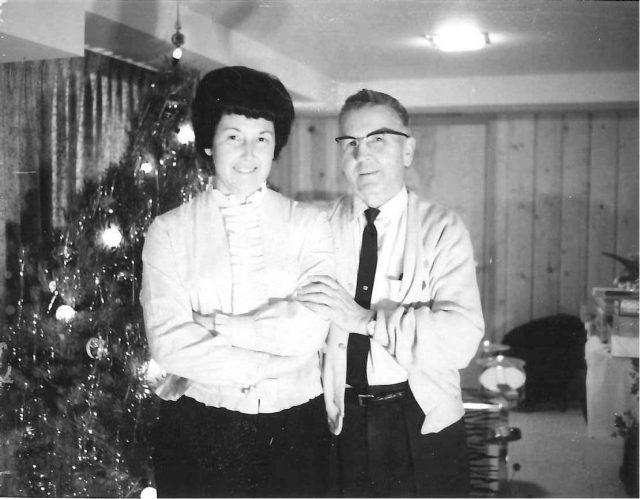 Joyce and Francis Leland (