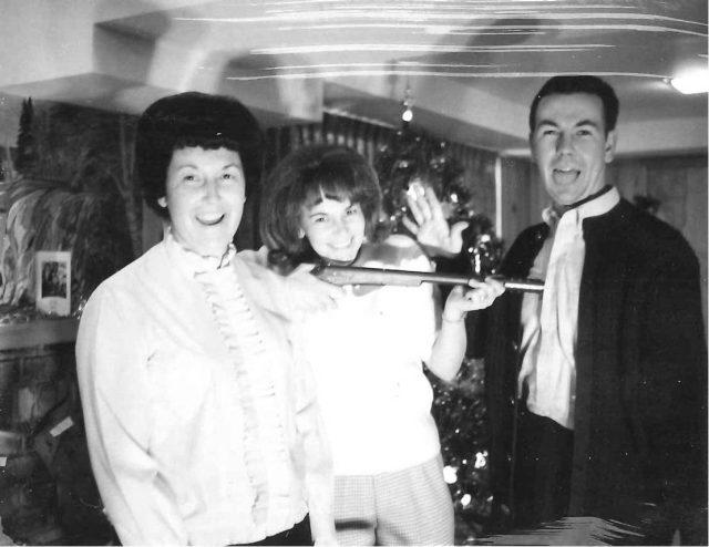 Joyce, Karen, Jimmy, December 1965