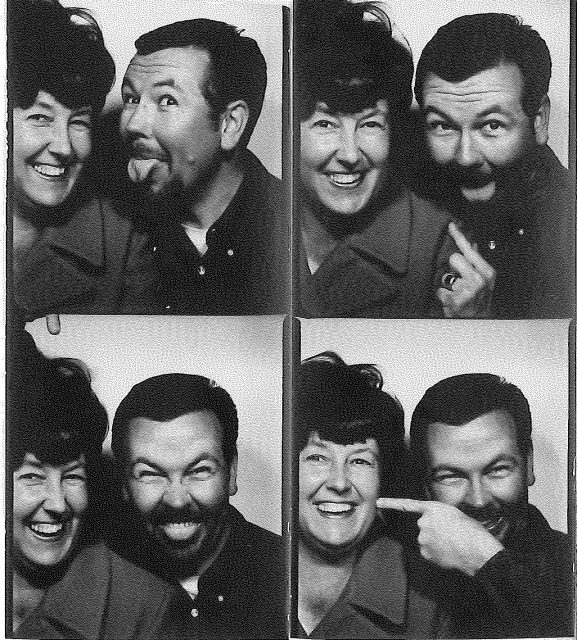 Joyce and Jimmy, March 1969