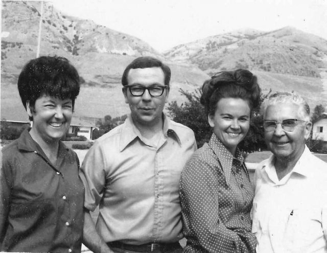 Joyce, Jimmy, Karen, Jim
