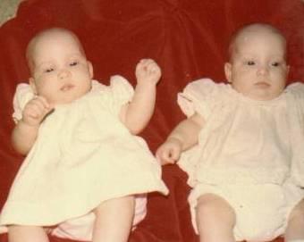 Julie and Jennifer