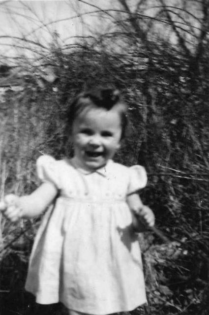 Karen Seely, 18 months