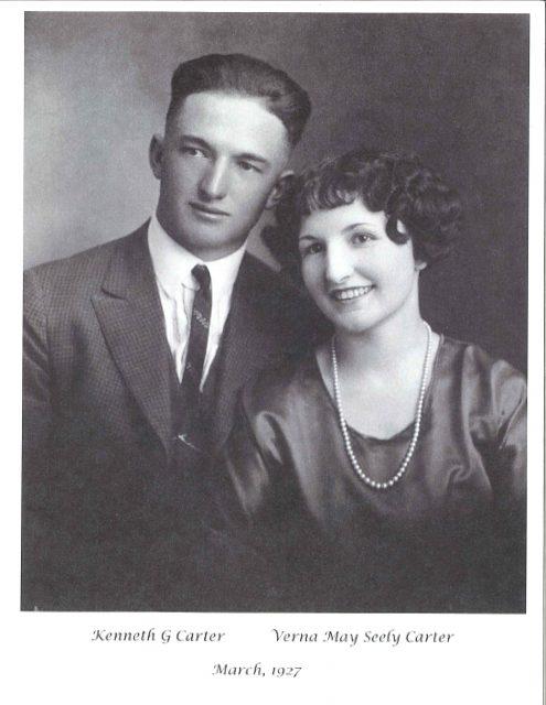 Ken and Verna Carter