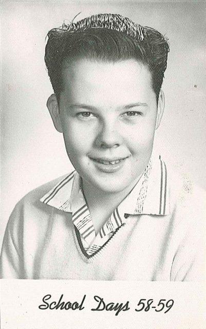 Richard Kent Seely 1958-59