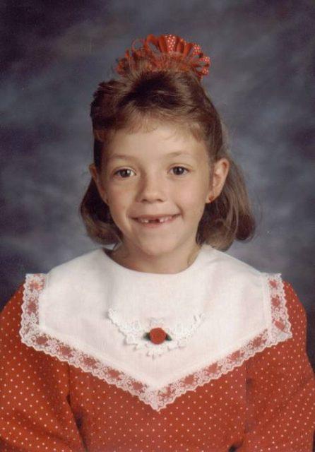 Second grade, 1990-91