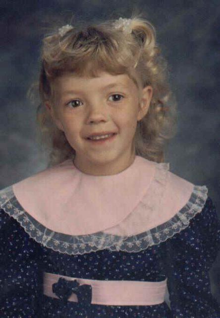Lanae, Kindergarten, 1988-89